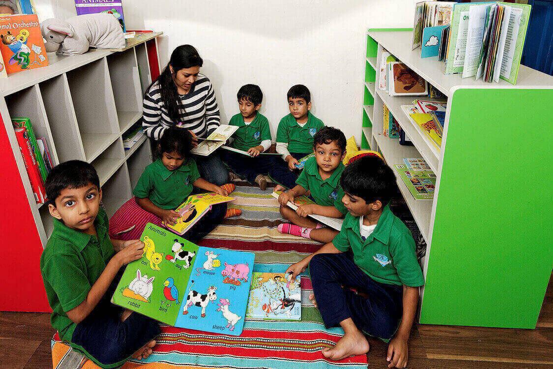 best kindergarten schools in coimbatore